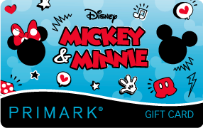 Primark eGift Mickey & Minnie