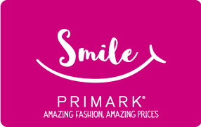 Primark eGift Smile