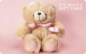 Gift Card - UK - Teddy
