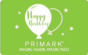 Gift Card - UK - Happy Birthday