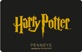 Gift Card - ROI - Harry Potter