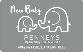 Gift Card - ROI - New Baby Elephant